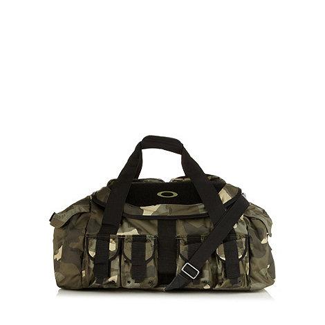 Oakley - Khaki +Mechanism+ camouflage duffel bag