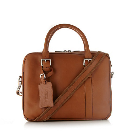 Hammond & Co. by Patrick Grant - Designer leather laptop bag
