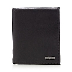 J by Jasper Conran - Designer black leather small wallet