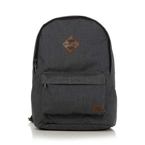 Animal - Grey canvas backpack