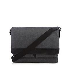 Jeff Banks - Designer grey laptop compartment despatch bag