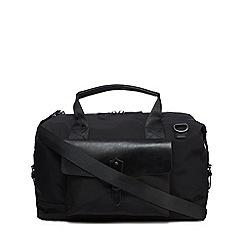 RJR.John Rocha - Black military weekend bag