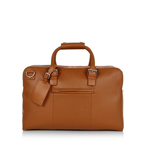 Hammond & Co. by Patrick Grant - Designer tan leather holdall