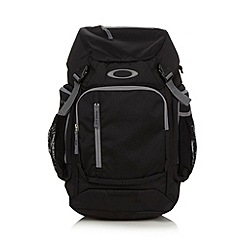 Oakley - Black 'Works' large backpack