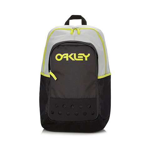Oakley - Grey large +Pilot+ backpack