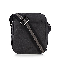 Mantaray - Grey cross body bag