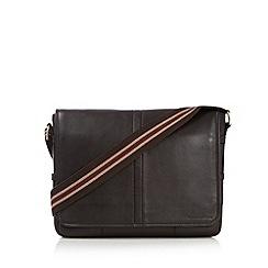 RJR.John Rocha - Designer brown leather despatch bag