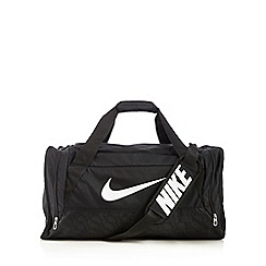 Nike - Black 'Brasilla 6' medium holdall