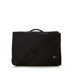 Nike - Black rip tape sports bag