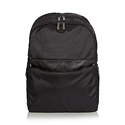 Jeff Banks - Designer black business backpack