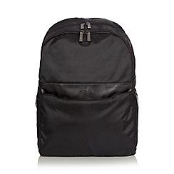 Jeff Banks - Designer black business backpack