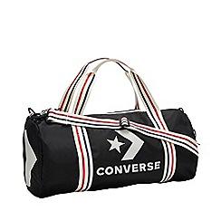 Osprey - Black leather wash bag