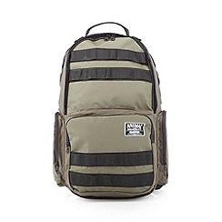 Animal - Khaki camouflage backpack