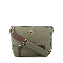 Animal - Khaki camouflage despatch bag
