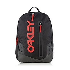 Oakley - Black contrast trim backpack