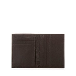 Thomas Nash - Brown leather card holder