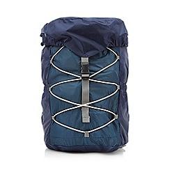 Red Herring - Blue pack away back pack