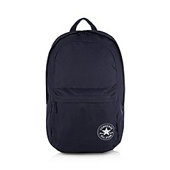 Converse - Navy logo backpack