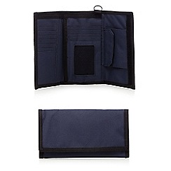 Mantaray - Navy travel wallet