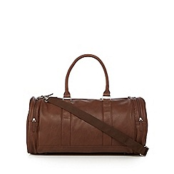 Red Herring - Brown gym bag