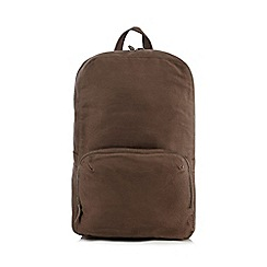 Mantaray - Khaki twill backpack