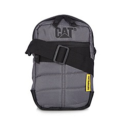 Caterpillar - Grey tablet shoulder bag