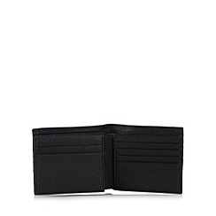 RJR.John Rocha - Designer black L shaped leather wallet