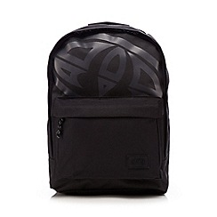 Animal - Black front pocket backpack