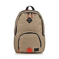 Animal - Natural front pocket backpack