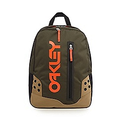 Oakley - Khaki logo backpack
