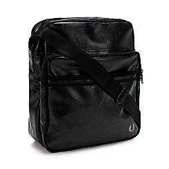 Converse - Black fold over shoulder bag
