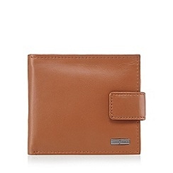 J by Jasper Conran - Tan leather wallet in a gift box