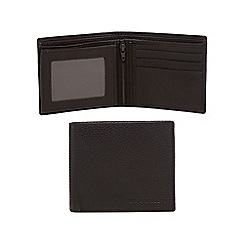 RJR.John Rocha - Brown leather fold out wallet in a gift box