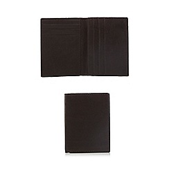 The Collection - Brown credit card holder