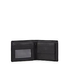 J by Jasper Conran - Black leather wallet in a gift box