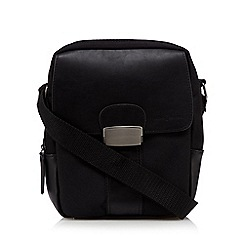 J by Jasper Conran - Black cross body bag