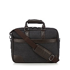Jeff Banks - Grey briefcase