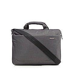 Kingsons - Grey laptop bag