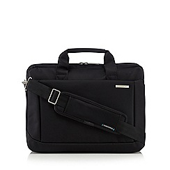 Kingsons - Black laptop bag