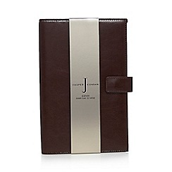 J by Jasper Conran - Tan leather day to view diary