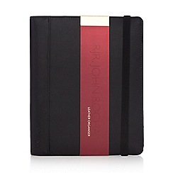 RJR.John Rocha - Black leather bound organiser