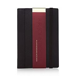 RJR.John Rocha - Brown leather A5 leather bound notebook