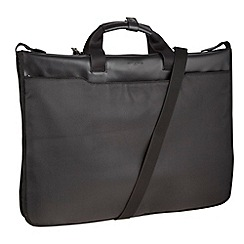 Jeff Banks - Designer black suit carrier bag
