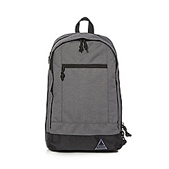 Mantaray - Grey laptop backpack