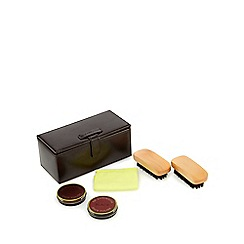 RJR.John Rocha - Brown shoe shine kit