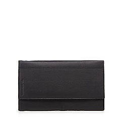 RJR.John Rocha - Black leather travel wallet
