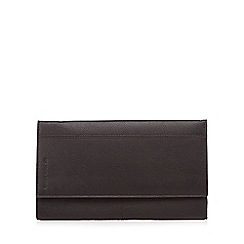 RJR.John Rocha - Brown leather travel wallet