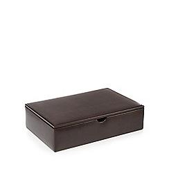 RJR.John Rocha - Brown large watch box