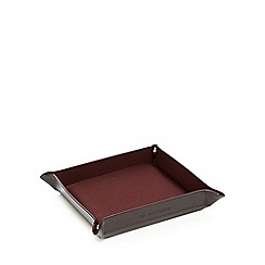 RJR.John Rocha - Brown coin tray