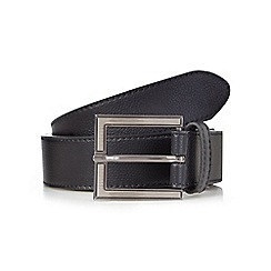 The Collection - Big and tall black belt